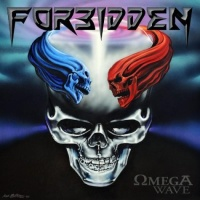 [Forbidden Omega Wave Album Cover]
