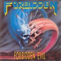 [Forbidden Forbidden Evil Album Cover]