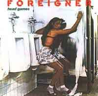 [Foreigner Head Games Album Cover]