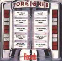 [Foreigner Records Album Cover]