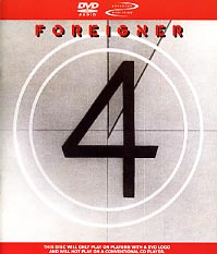 [Foreigner 4 (DVD-Audio) Album Cover]