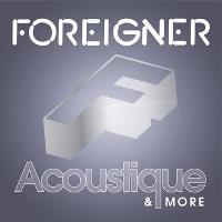 [Foreigner Acoustique More Album Cover]