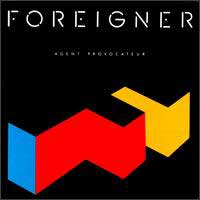 [Foreigner Agent Provocateur Album Cover]