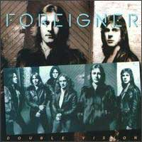 [Foreigner Double Vision Album Cover]