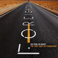 [Foreigner No End in Site: the Very Best of Foreigner Album Cover]