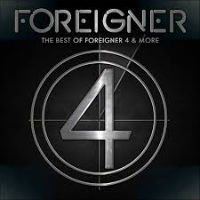[Foreigner The Best Of Foreigner 4 And More Album Cover]