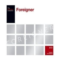 [Foreigner The Definitive Collection Album Cover]