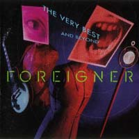 [Foreigner The Very Best... and Beyond Album Cover]