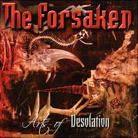 [The Forsaken Arts of Desolation Album Cover]
