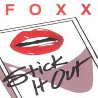 [Foxx Stick It Out Album Cover]