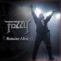 [Fozzy Remains Alive Album Cover]