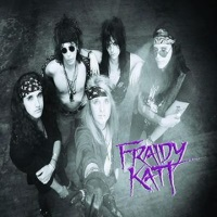 [Fraidy Katt Scratched Album Cover]