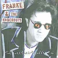 [Franke and the Knockouts The Sweetheart Collection Album Cover]