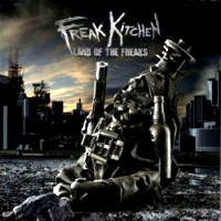 [Freak Kitchen Land of the Freaks Album Cover]