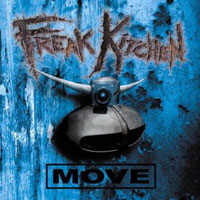 [Freak Kitchen Move Album Cover]