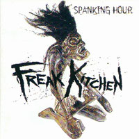 [Freak Kitchen Spanking Hour Album Cover]
