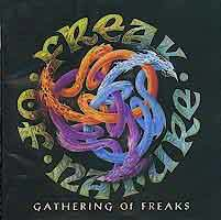 [Freak of Nature Gathering of Freaks Album Cover]