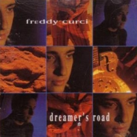 [Freddy Curci Dreamer's Road Album Cover]