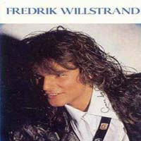 [Fredrik Willstrand Fredrik Willstrand Album Cover]
