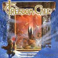 [Freedom Call Stairway to Fairyland Album Cover]