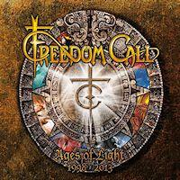 [Freedom Call Ages Of Light 1998-2013 Album Cover]