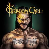 Freedom Call Master of Light Album Cover