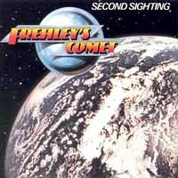 [Frehley's Comet Second Sighting Album Cover]