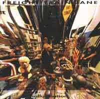 [Freight Train Jane Hallucination Album Cover]