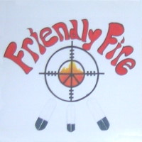 [Friendly Fire Friendly Fire Album Cover]