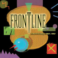 [Frontline Frontology: 1983-1993 Album Cover]