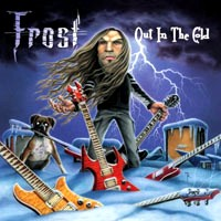 [Frost Out in the Cold Album Cover]
