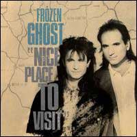 [Frozen Ghost Nice Place to Visit Album Cover]
