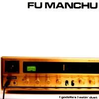 [Fu Manchu Eatin' Dust Album Cover]
