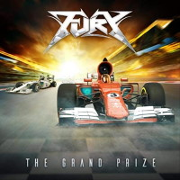 [Fury The Grand Prize Album Cover]