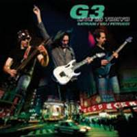 G3 Live In Tokyo Album Cover