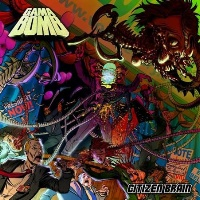 [Gama Bomb Citizen Brain Album Cover]