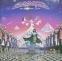 [Gamma Ray Power Plant Album Cover]