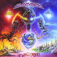 [Gamma Ray No World Order Album Cover]