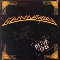 [Gamma Ray Alive '95 Album Cover]