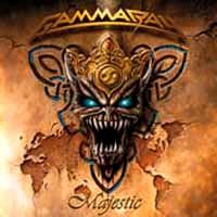[Gamma Ray Majestic Album Cover]