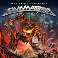 [Gamma Ray Master Of Confusion  Album Cover]
