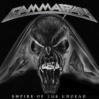 [Gamma Ray Empire of the Undead Album Cover]