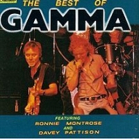 [Gamma The Best Of Gamma Album Cover]