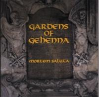 [Gardens Of Gehenna Mortem Saluta Album Cover]