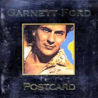 [Garnett Ford Postcard Album Cover]