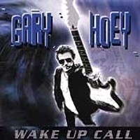 [Gary Hoey Wake Up Call Album Cover]