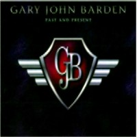 [Gary John Barden Past And Present Album Cover]