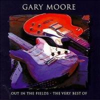 Gary Moore Out in the Fields - The Very Best of Album Cover