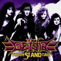 [Geisha Youth Stand Tall Album Cover]