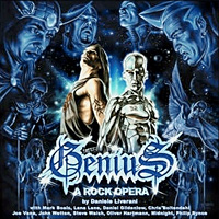 [Genius - A Rock Opera Episode 1: A Human into Dreams' World Album Cover]